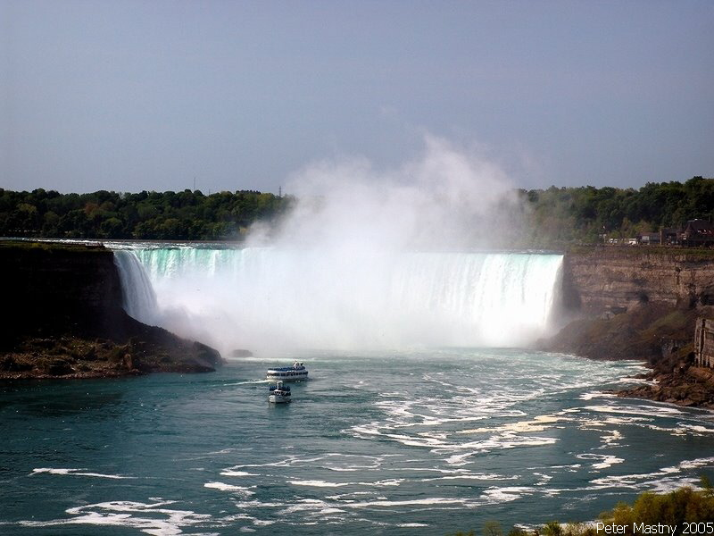 Horseshoe Fall