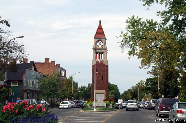 Clock Tower Niagara on the Lake