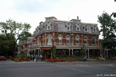 Niagara on the Lake - Prince of Wales Hotel