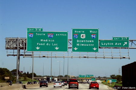 Interstate 43 Milwaukee