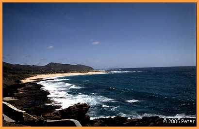 Oahu East Coast